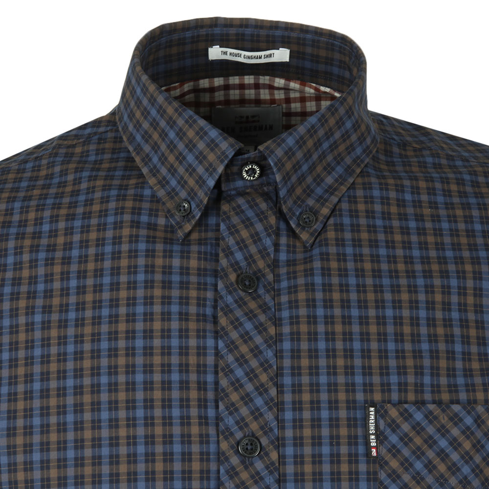 LS House Check Shirt main image