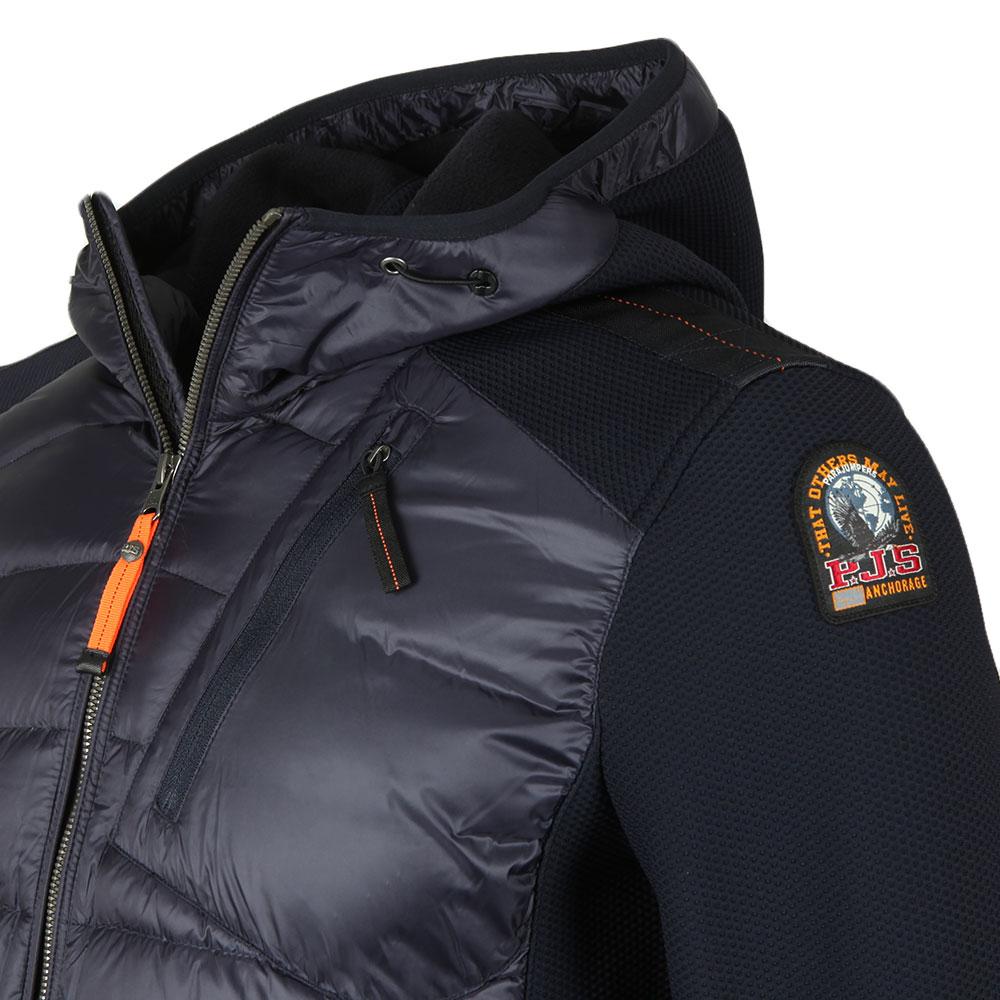 Nolan Hooded Jacket main image