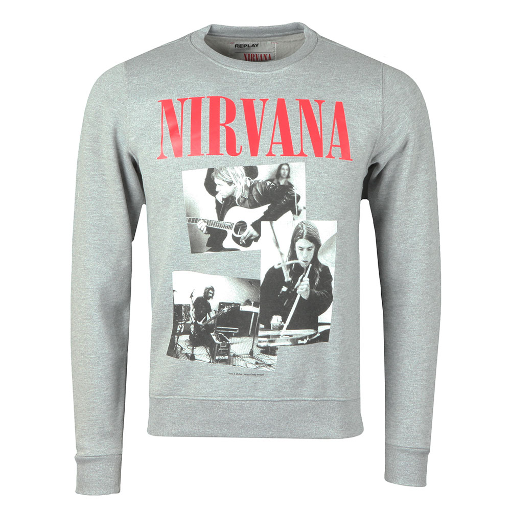 Nirvana Sweatshirt main image
