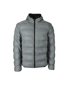 Good For Nothing Mens Silver Reflective Element Jacket