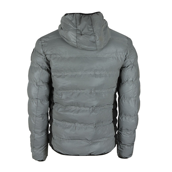 Good For Nothing Mens Grey Reflective Element Jacket main image