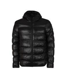 Good For Nothing Mens Black Wet Look Element Jacket
