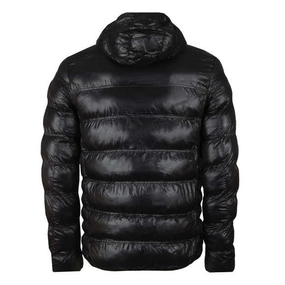 Good For Nothing Mens Black Wet Look Element Jacket main image