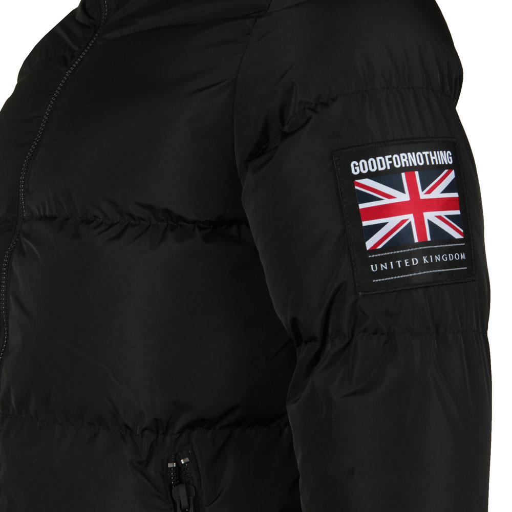 Funnel Neck Puffer Jacket main image