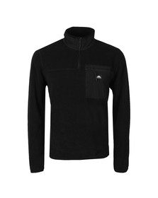Penfield Mens Black Yuma Fleece
