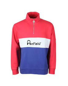 Penfield Mens Pink Cameron Sweat
