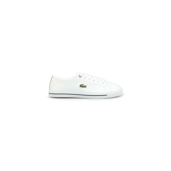 Lacoste Boys White Boys Riberac 418 Trainer main image