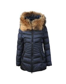 Froccella Womens Blue B220M Jacket