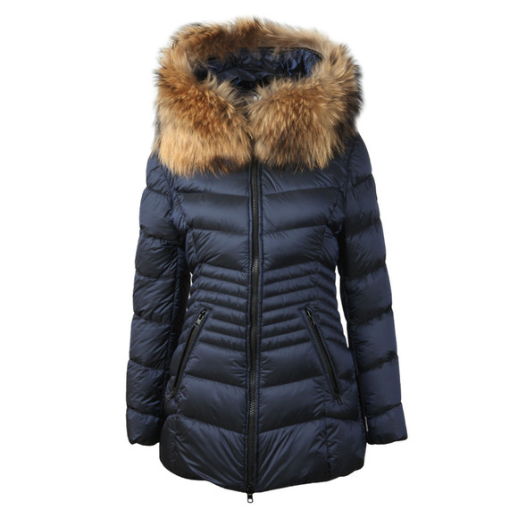 Froccella Womens Blue B220M Jacket main image