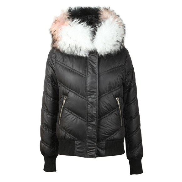 Froccella Womens Black B214 Jacket