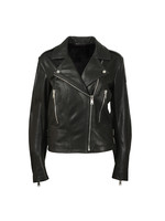 Marving T Leather Blouson