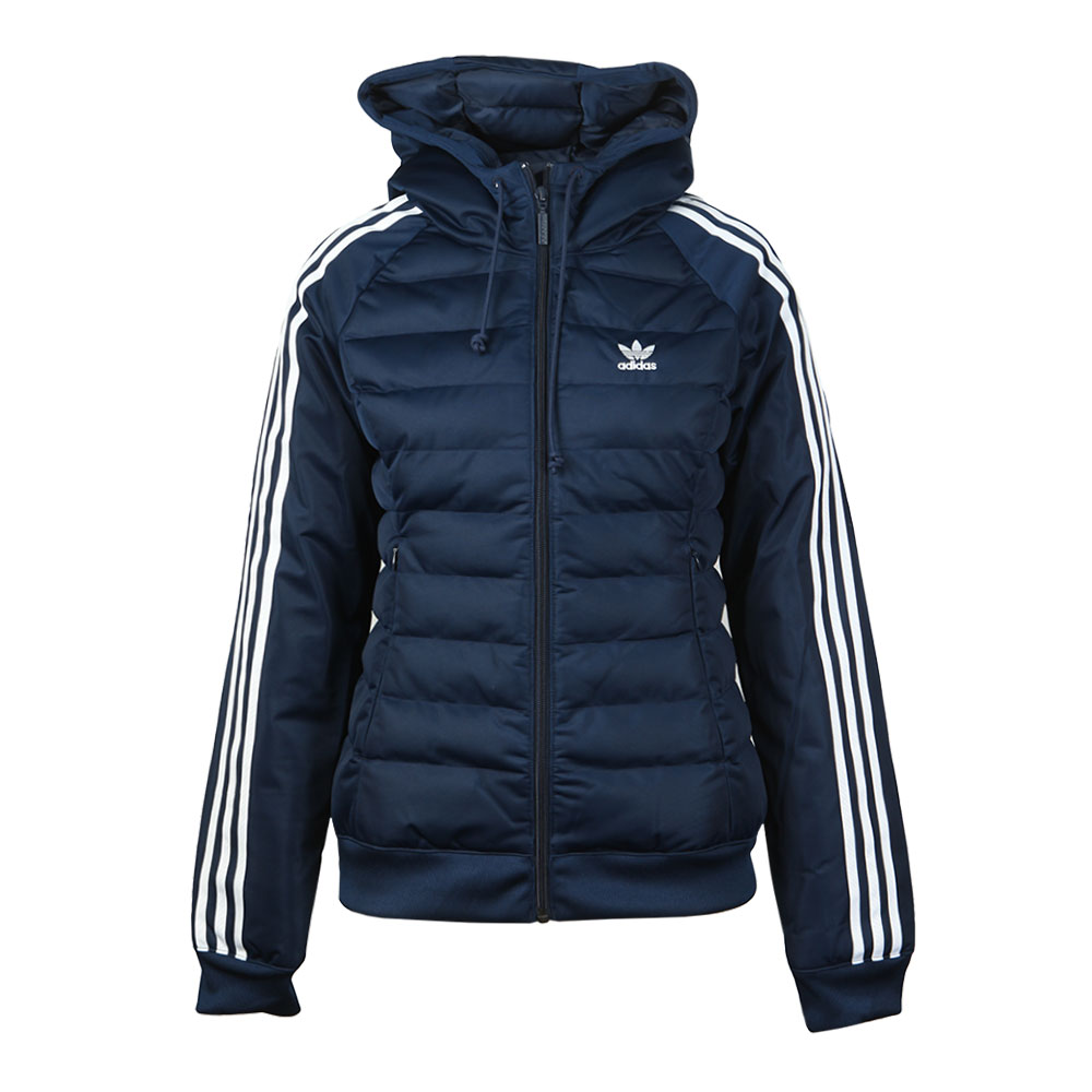 4b2ba1516356 adidas Originals Slim Puffer Jacket