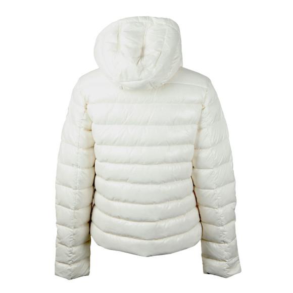 Pyrenex Womens White Spoutnic Shiny Jacket main image