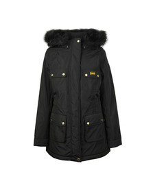 Barbour International Womens Black Imatra Jacket