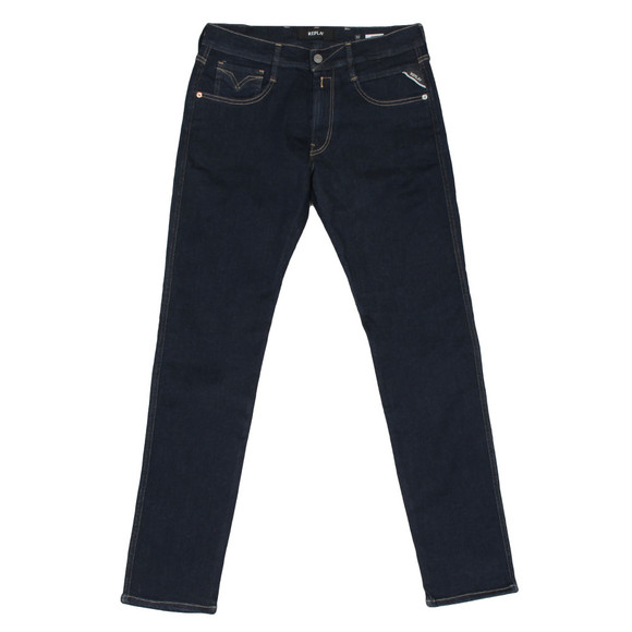 Replay Mens Blue Hyperflex Stretch Jean main image