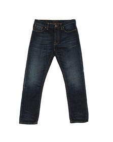 Nudie Jeans Mens Blue Fearless Freddie Jean