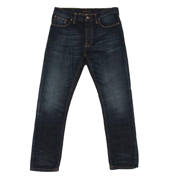 Nudie Jeans Mens Blue Fearless Freddie Jean main image