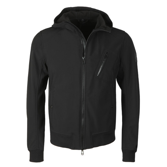 Belstaff Mens Black Rockford Jacket main image