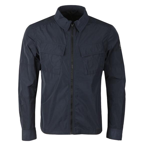 Belstaff Mens Blue Talbrook Overshirt main image