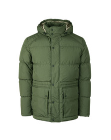 Belstaff Mens Green Tallow Down Jacket