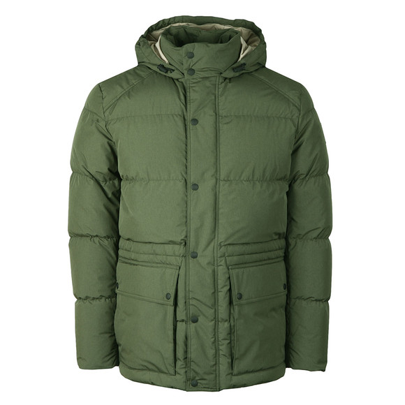 Belstaff Mens Green Tallow Down Jacket main image