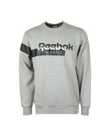 Reebok Mens Grey Disruptive Sweat