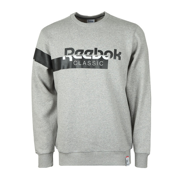 Reebok Mens Grey Disruptive Sweat main image