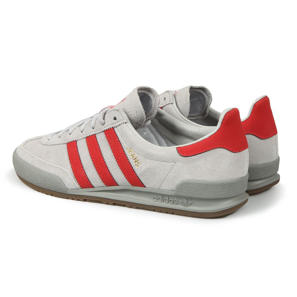 1ba6b4fda7b3 ... adidas Originals Mens Grey Jeans Trainer main image