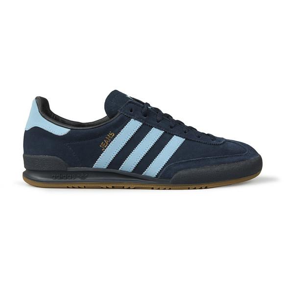 adidas Originals Mens Blue Jeans Trainer main image