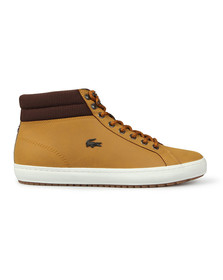 Lacoste Mens Brown Straightset 3181 Cam Boot
