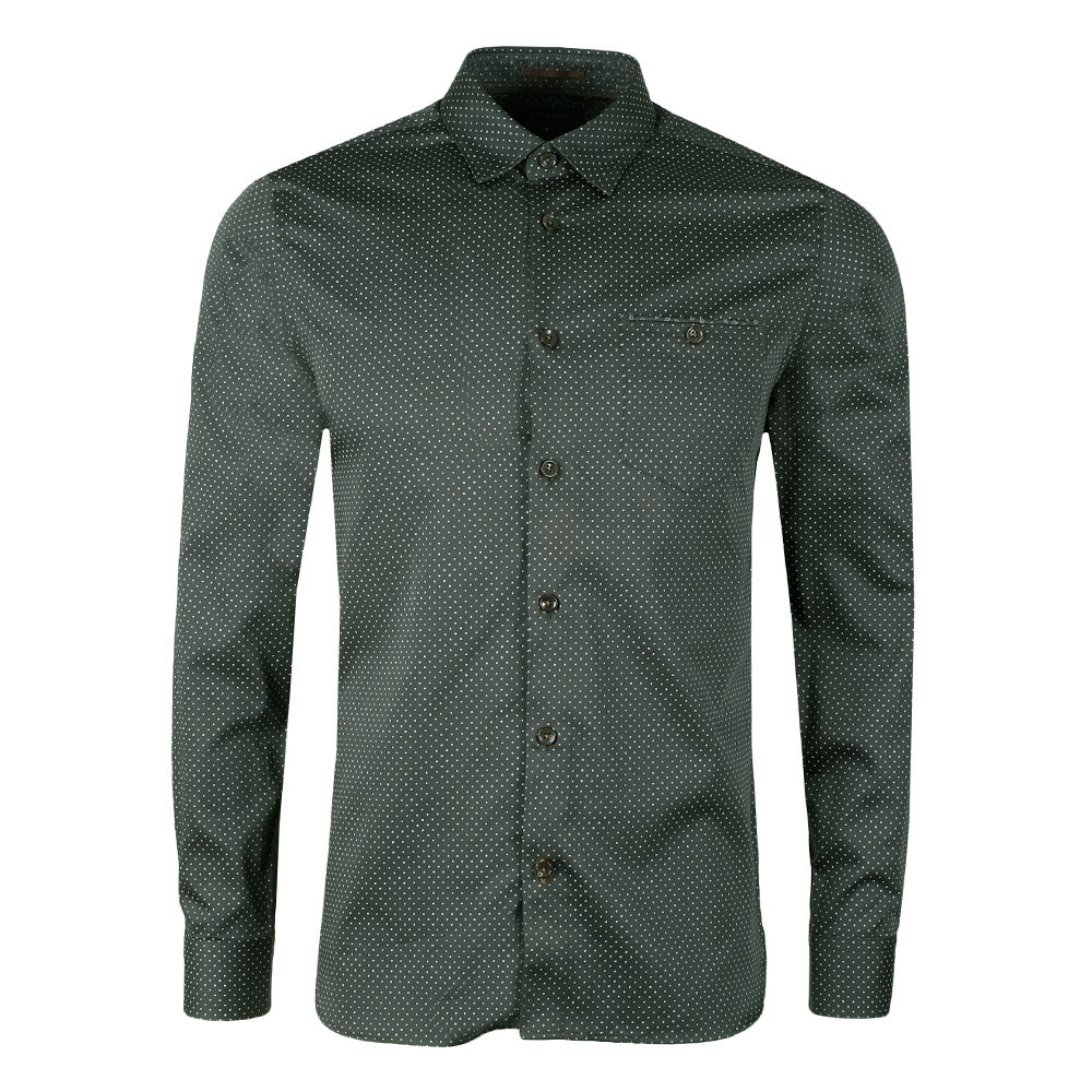 Skwere L/S Contrast Pocket Shirt main image