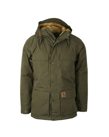 Carhartt WIP Mens Green Mentley Jacket