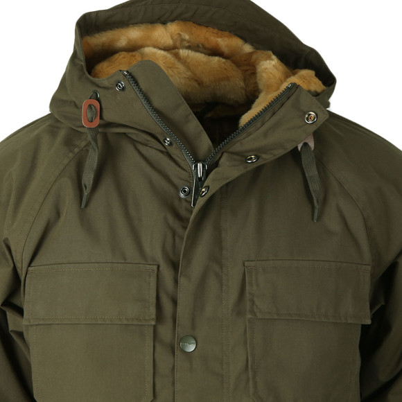Carhartt Mens Green Mentley Jacket main image