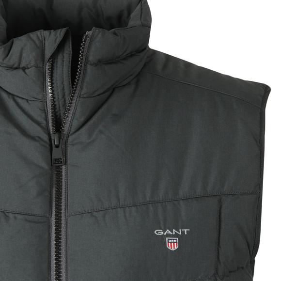 Gant Mens Grey The Cloud Vest main image