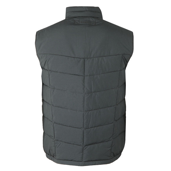 Gant Mens Grey The Cloud Vest main image