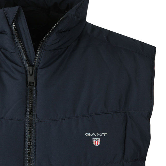 Gant Mens Blue The Cloud Vest main image