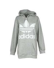 Adidas Originals Womens Grey BF TRF Hoody