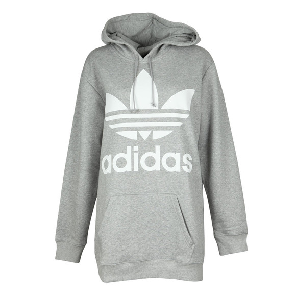 adidas Originals Womens Grey BF TRF Hoody main image