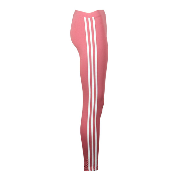 Adidas Originals Womens Pink 3 Stripes Legging main image