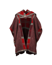 Barbour Lifestyle Womens Brown Dunnit Cape