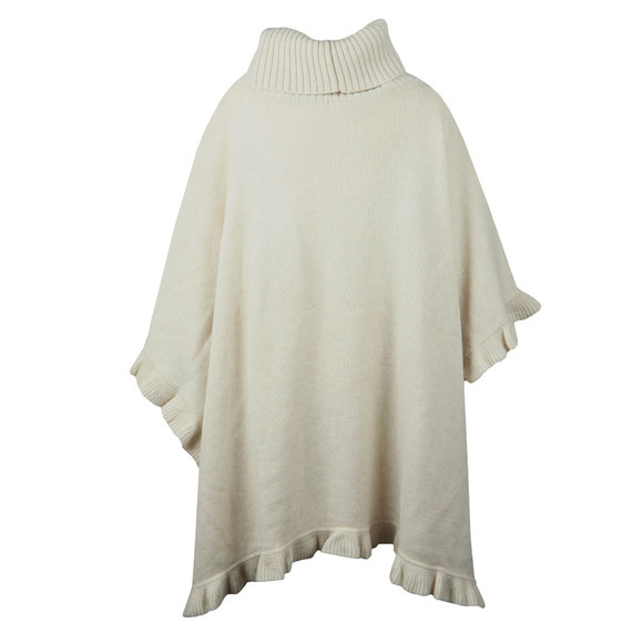 Ugg Womens Off-White Jacey Poncho main image