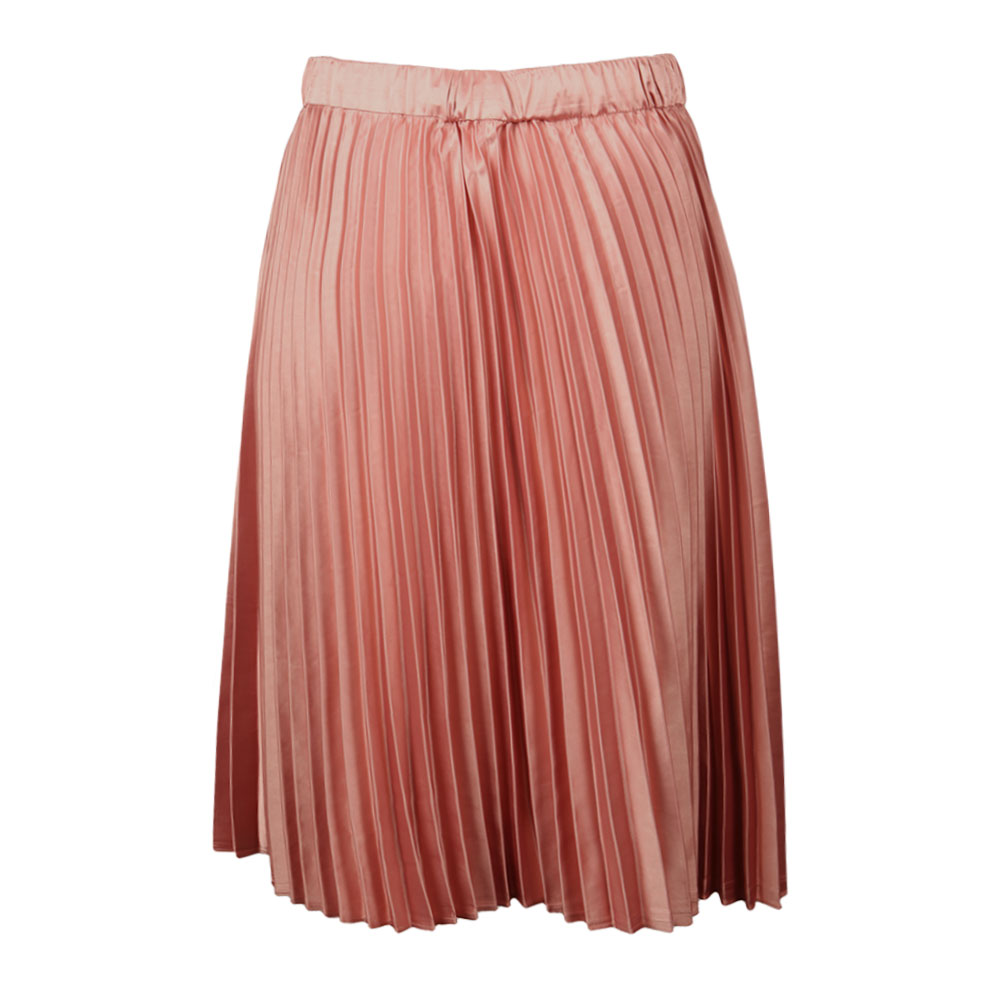 Silky Pleated Skirt main image