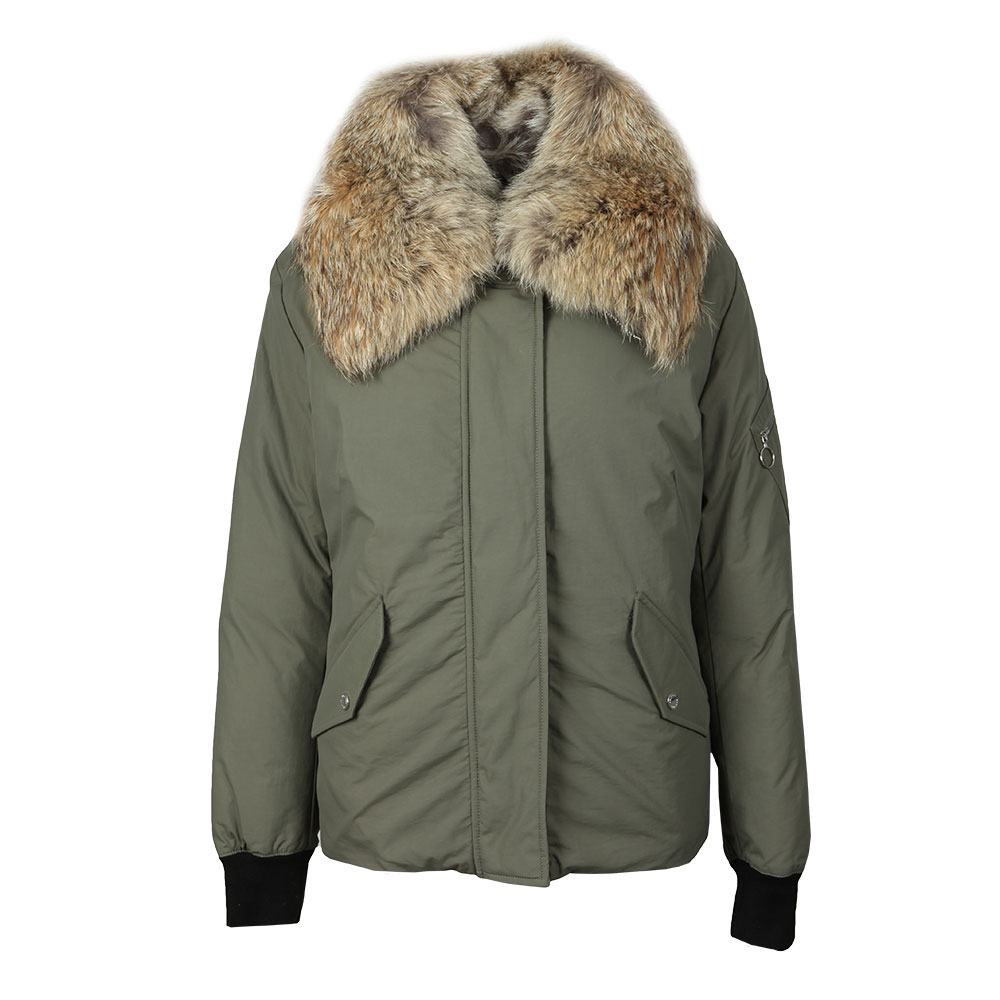 Barnsdale With Fur Parka main image