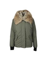 Barnsdale With Fur Parka