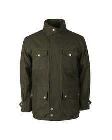 Barbour Lifestyle Mens Green Kelso Jacket