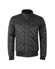 Barbour Lifestyle Mens Black Edderton Quilted Jacket