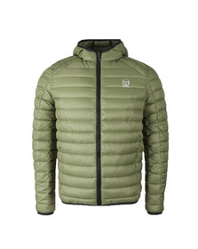 Sergio Tacchini Mens Green Ives Jacket