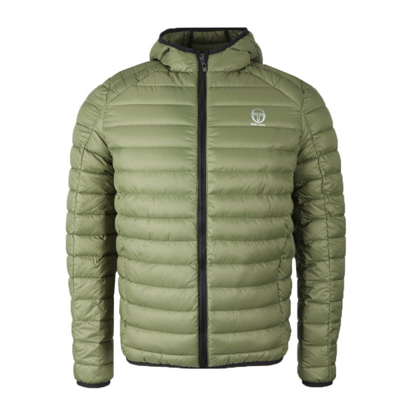 Sergio Tacchini Mens Green Ives Jacket main image