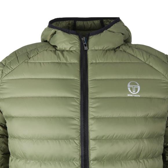 Sergio Tacchini Mens Green Ives Jacket