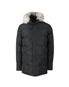 4BIDDEN Mens Black Afton Jacket